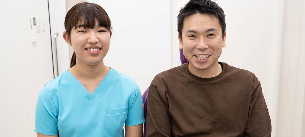 納得して治療を開始できる歯科医院