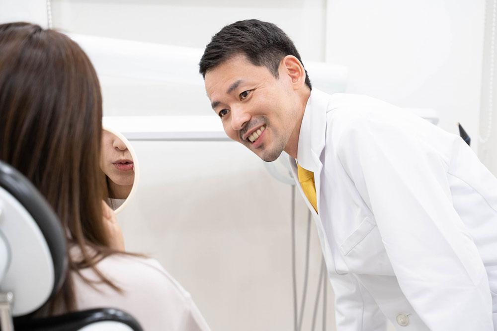 初診時の診断・検査