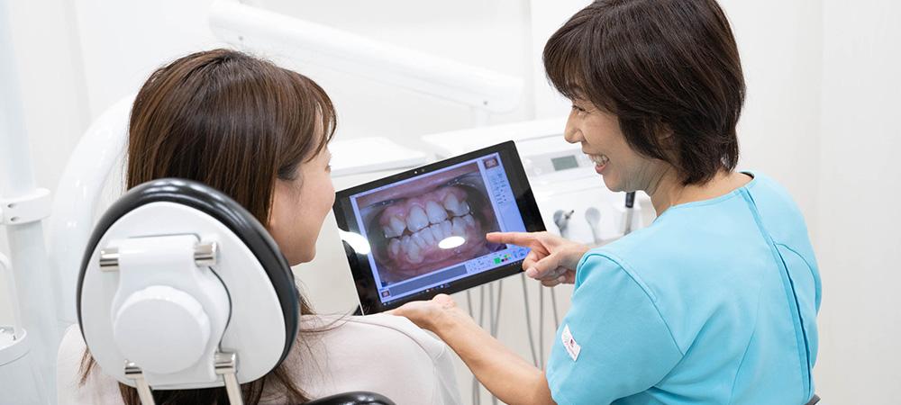 予防に力を入れている歯科医院